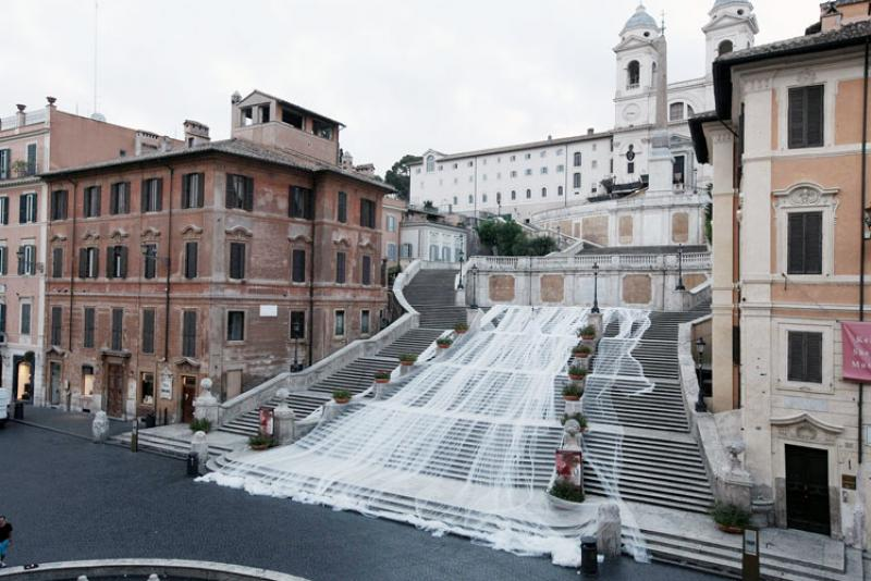 spanish steps reduced