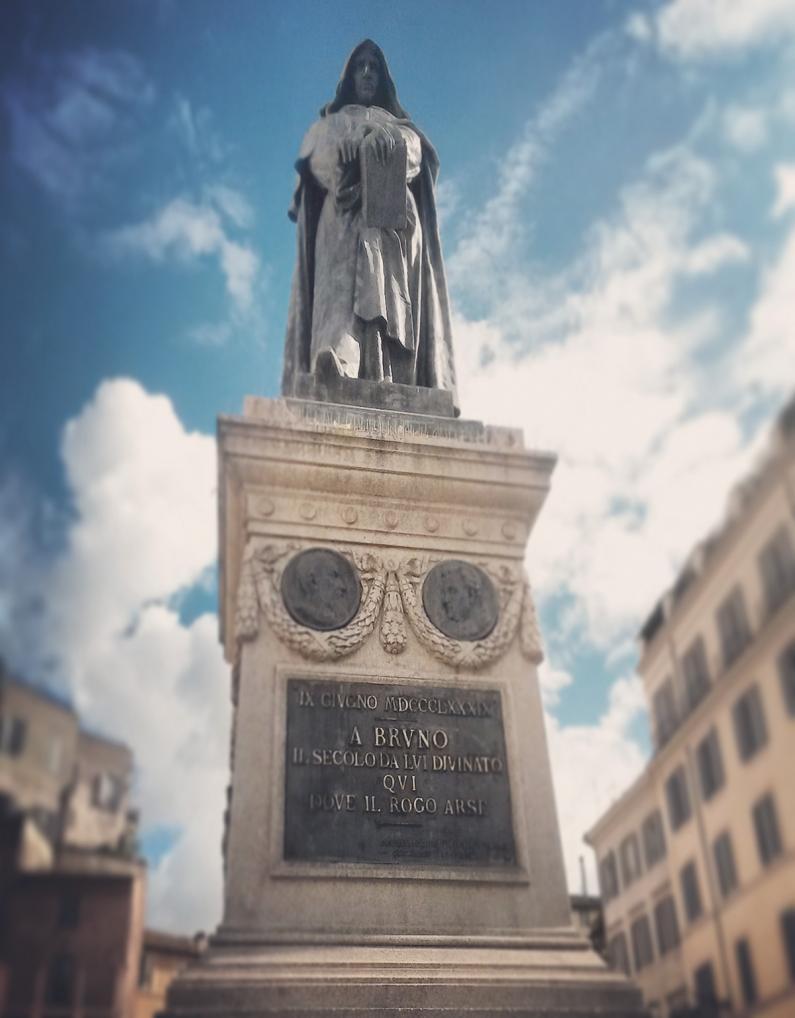 giordano bruno monument wb
