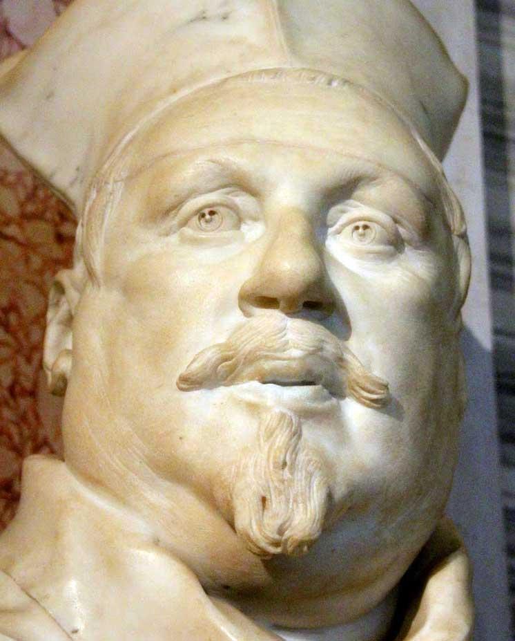 Scipione Borghese Bernini Scipione Borghese kl